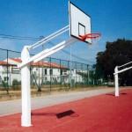 estrutora de basquete